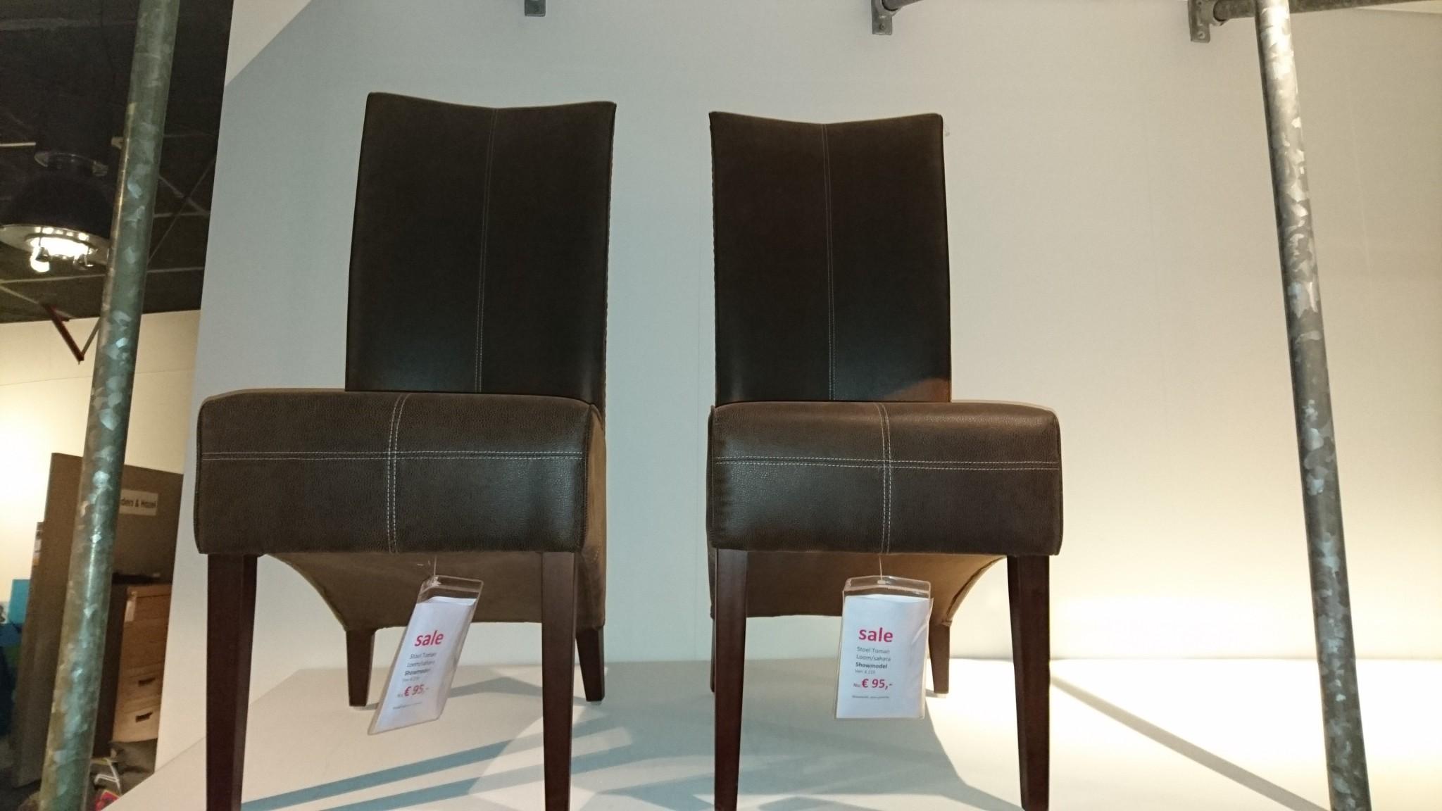 Stoel Toman Loom/Sahara - Henders & Hazel meubelen - Bijzonder in ...