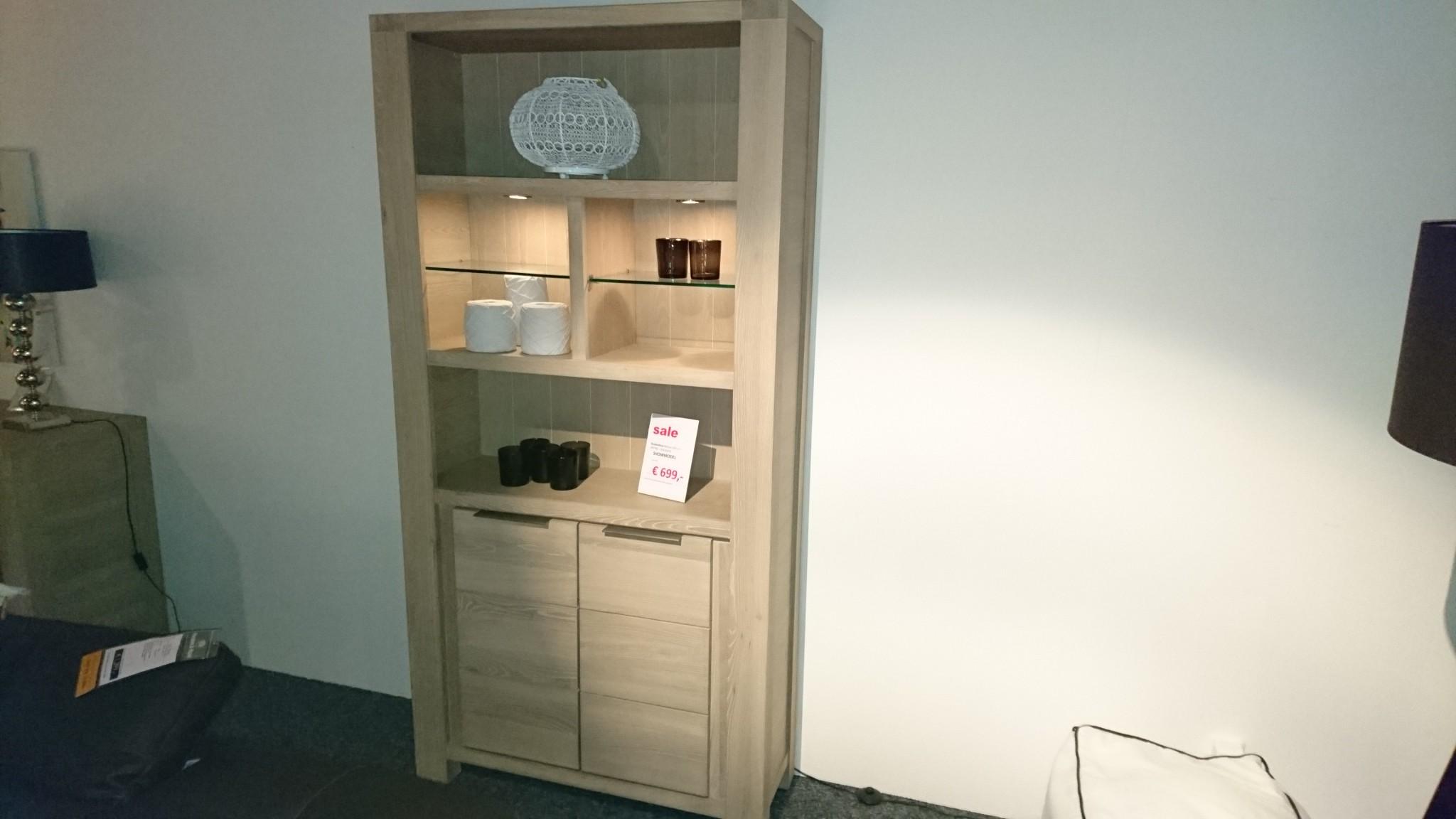 Molise boekenkast 100cm - Henders & Hazel meubelen - Bijzonder in ...