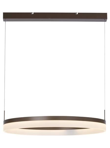 Air, Hanglamp Enkele Ring – Diameter 80 Cm – Dimbaar