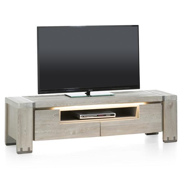 Avola, Tv-dressoir 2-kleppen + 1-niche – 160 Cm