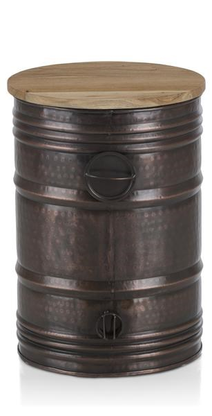 Bijzettafel Barrel Large