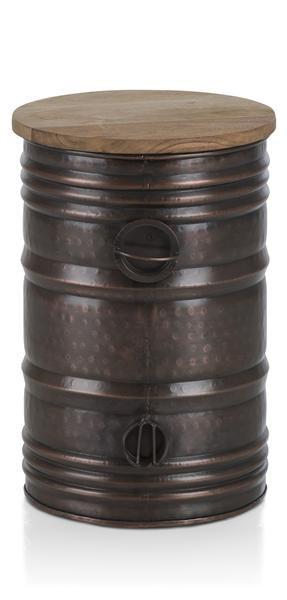 Bijzettafel Barrel Medium