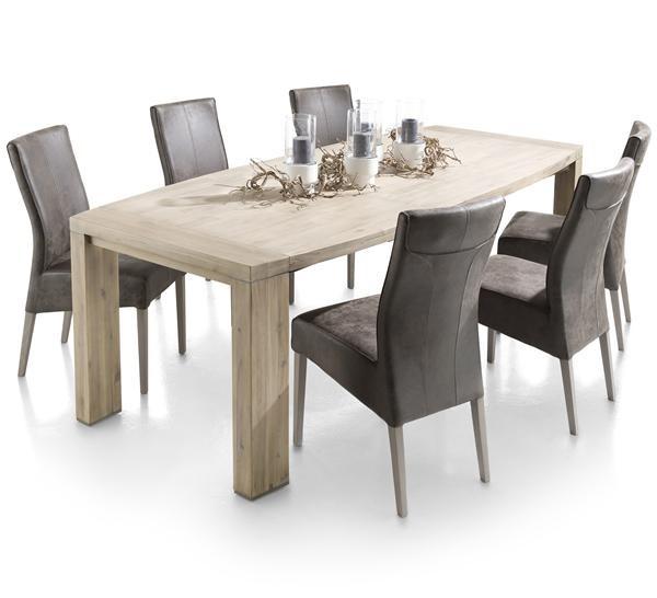 Eettafels henders hazel meubelen bijzonder in wonen for Verlichting eetkamertafel