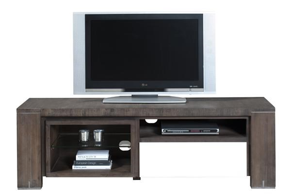 Cataluna, Tv-dressoir 1-lade + 3-niches – 160 Cm