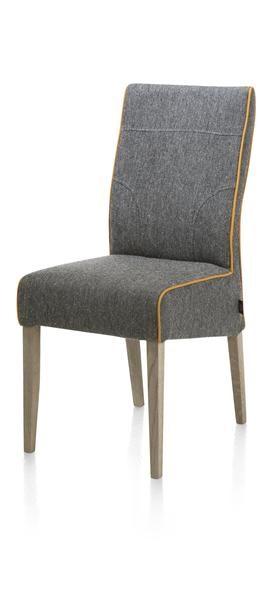 evita eetkamerstoel eiken poot henders hazel meubelen bijzonder in wonen. Black Bedroom Furniture Sets. Home Design Ideas