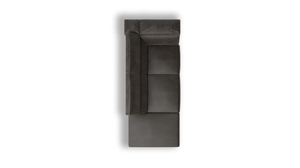 havanna ottomane links henders hazel meubelen. Black Bedroom Furniture Sets. Home Design Ideas