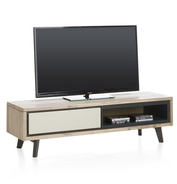 Jade, Tv-dressoir 1-klep + 1-niche – 150 Cm
