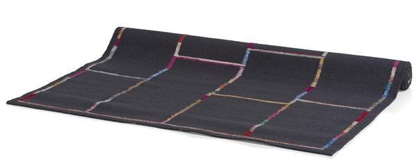 Karpet Brick 160 X 230 Cm – Handgeweven Wol