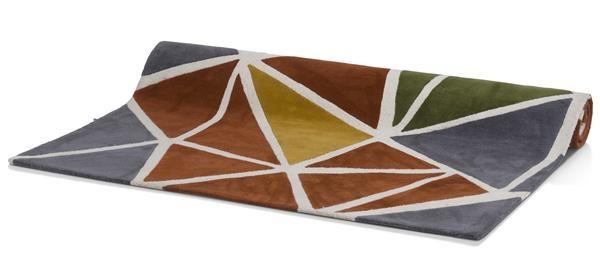 Karpet Earth – 160 X 230 Cm – Wol