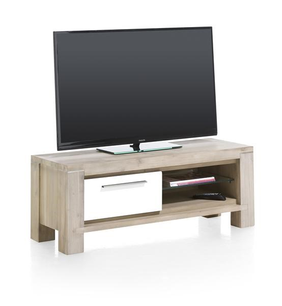 Multiplus, Tv-dressoir 1-klep + 2-niches – 120 Cm