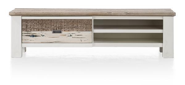 Tibro, Tv-dressoir 1-klep + 2-niches – 145 Cm